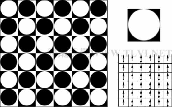 构图技巧初学者必读(2)——重复和群化